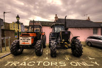 Tractors Only by Rob Hawkins