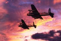 Lancaster Mission - Dawn Raid by James Biggadike