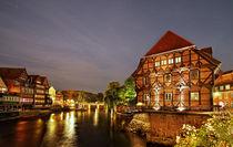 Lüneburger Nacht von photoart-hartmann
