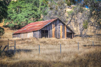 Amador Old Barn by agrofilms