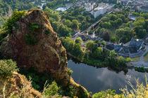 Blick vom Rheingrafenstein 4 von Erhard Hess