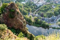 Blick vom Rheingrafenstein 8 von Erhard Hess