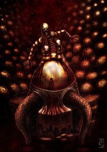 Echidna by Tony Christou