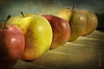Still life - Apples von barbara orenya