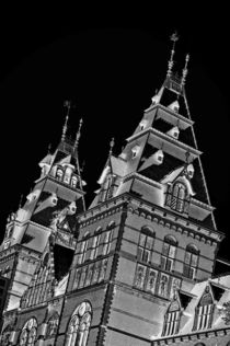 Rijksmuseum Amsterdam von Stefan Antoni - StefAntoni.nl