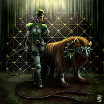 The Lion Tamer by Tony Christou