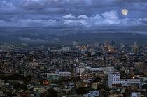 Manila Skyline. by JACINTO TEE