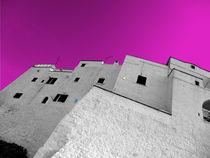 Ostuni wall