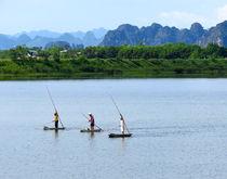 3 Fishermen by Bettina Breuer