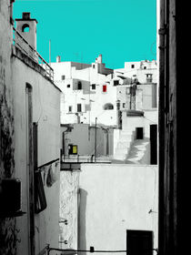 Ostuni the white city