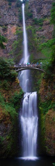 Multnomah Falls - USA von usaexplorer