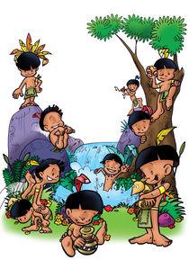 Indians von Estudio Tris