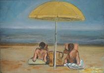 On The Beach von Ellen Fasthuber-Huemer