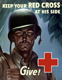 Keep Your Red Cross At His Side von warishellstore