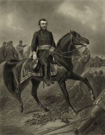 General Grant On Horseback von warishellstore