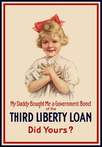 My Daddy Bought Me A Government Bond von warishellstore
