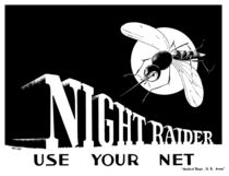 Night Raider -- Use Your Net -- WWII von warishellstore
