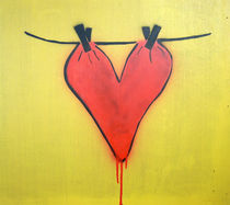 Untitled (Heart) von Bela Manson