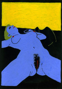 Blue Venus by Bela Manson