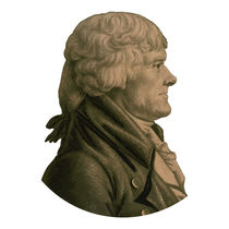 Thomas Jefferson by warishellstore