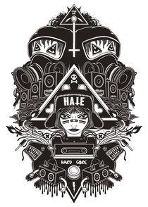 hard gore by Andrea Moresco