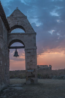 medieval castle view 3 by veilweb designs