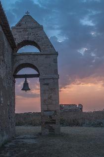 medieval castle view 3 von veilweb designs
