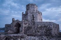 medieval castle view 5 von veilweb designs