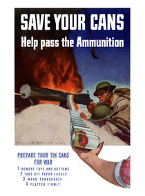 368-205-save-your-cans-ww2-poster