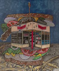 All Star Sandwich Bar von Richie Montgomery