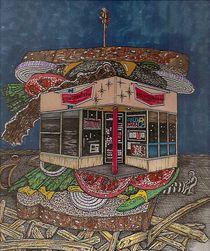 All Star Sandwich Bar by Richie Montgomery