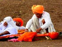 Varkari - The Pilgrims by Mannoj  Umale