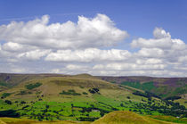 Across the Valley to Grindslow Knoll by Rod Johnson