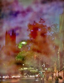 Downtown Princeton  NJ  Nassau St von Rick Todaro