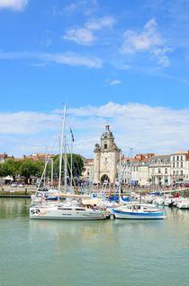 Vieux-port de la Rochelle, France von 7horses