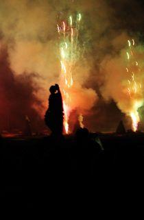 Firework 2 by Michael Beilicke