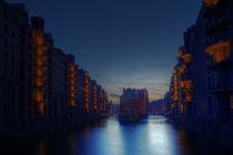 Fleetschlösschen in Hamburg by Markus Keinath