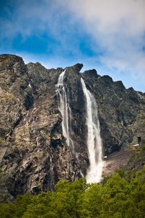 Wasserfall-norwegen