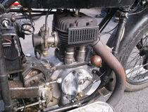 NSU-Motorrad-Oldie Bj. 1928 von techdog