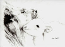 Lion and the Lamb by Linda Ginn