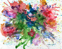 Color Explosion by Linda Ginn