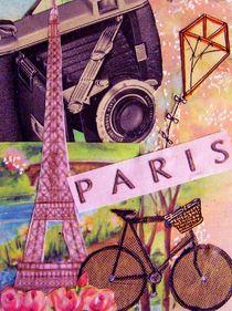 Paris  von eloiseart