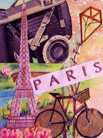 Paris  by eloiseart