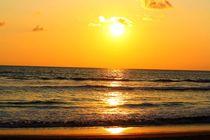 Sonnenuntergang ins Meer von ann-foto