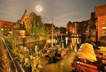 Lüneburger Nacht III von photoart-hartmann