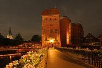 Alter Wasserturm Lüneburg von photoart-hartmann