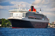 Queen Mary 2 I von elbvue von elbvue