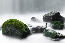 Wasserfall I von elbvue von elbvue