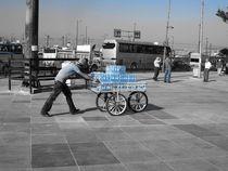 Das Wasser in Istanbul von ann-foto
