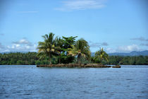 tropical island von Lore Müller